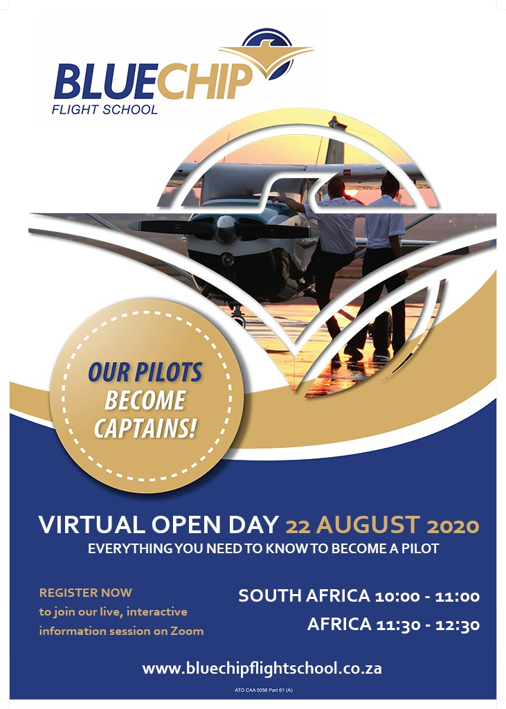 Blue Chip Open Day 22 August 2020